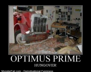 Optimus Prime