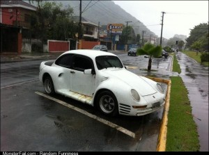One of the rarest Porsches on the street