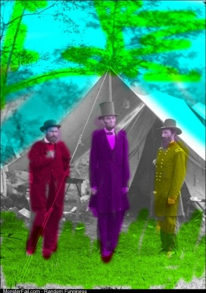 I too can colorize vintage black and white photos