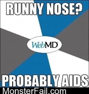 Scumbag WebMD