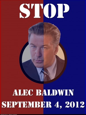 Stop Alec Baldwin Day September 4 2012