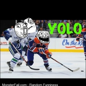 Just edit some yeah sms haha hahaha funny oilers canucks hockey ryannuge rnh93