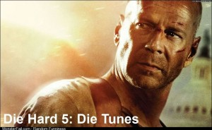 After hearing that Bruce Willis is going to sue apple this is all I could think about