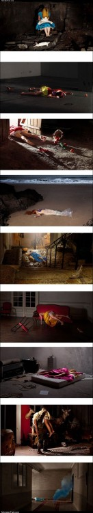 Disney alternate endings