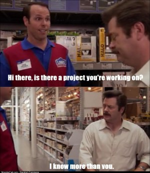 How I feel going to Best Buy
