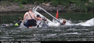 Fail boating Fail