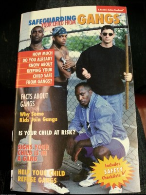 Safeguard your kids from cheap 90s gangs
