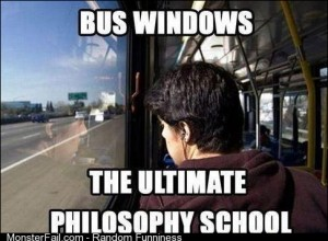 Every time I take the bus