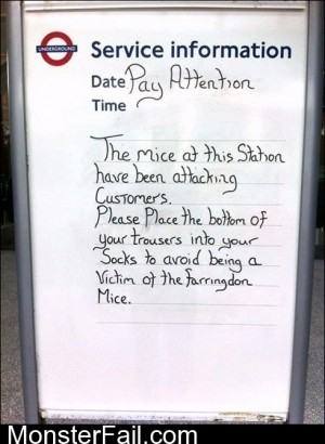 Meanwhile in London