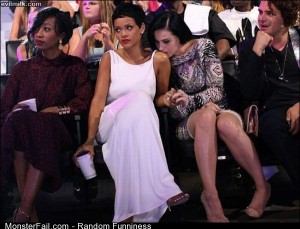 Funny Pics Rihanna And Katy