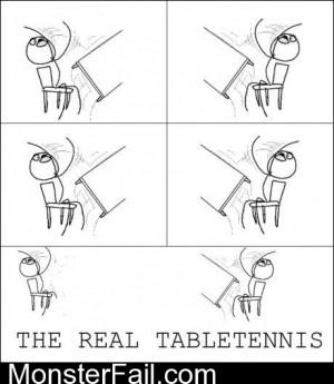 The Real Table Tennis