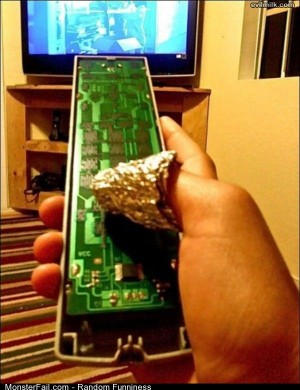 Funny Pics Fixed The Remote