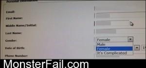 College FAIL