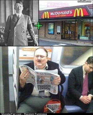 Funny Pics Fat Hitler