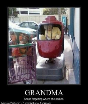 Grandmas Parking