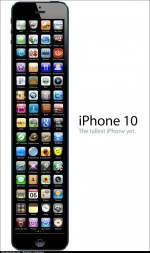 The next iPhone