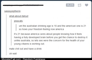 Your freedom feeling now America