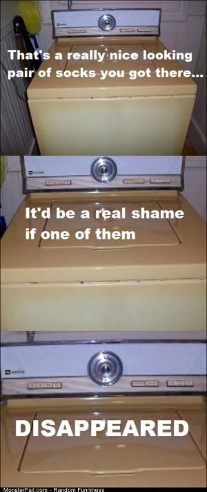 Funny Pics Evil Dryer