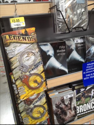 A little strategic placement from Walmart