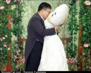 Funny Pics Hes Married Now