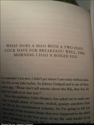 Greatest chapter title ever