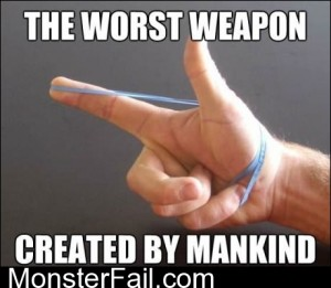The Worst Weapon