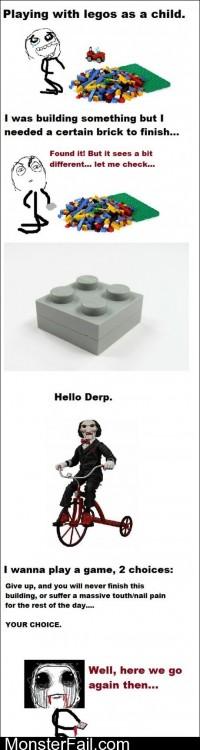 Lego Rage