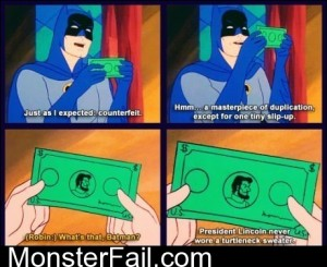 Genius Batman