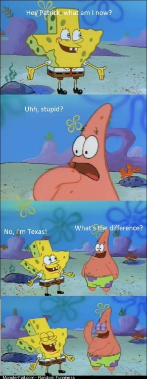 One of the best parts from Spongebob