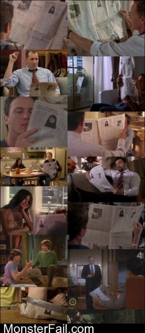 The Same Newspaper
