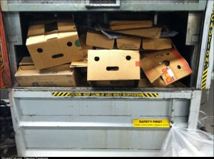 Ive never felt so terrible about crushing boxes at work before