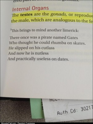 This is from a college Human Sexuality textbook