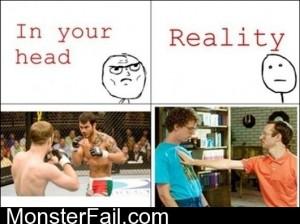 Vs Reality