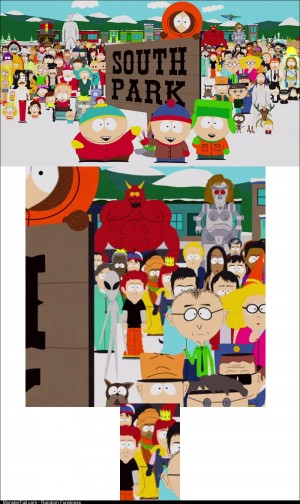 Sneaking Muhammad into a bunch of South Park episodes is easy
