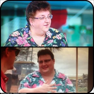 Fat guy from Jurassic Park shows up on BBC News