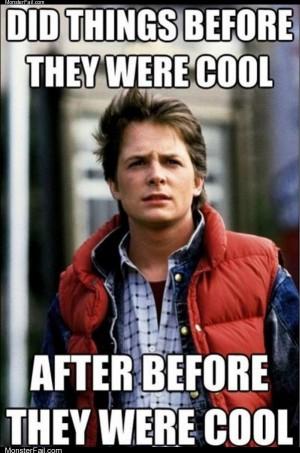 Timeless hipster