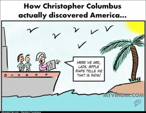 How Columbus actually America