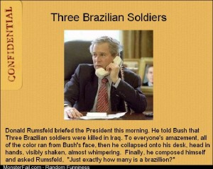 Remember President Bush Jokes