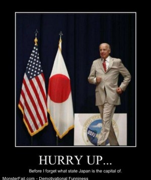Hurry Up Biden