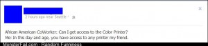 Color Printer for everybody