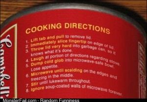 How to make soup