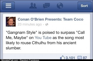 From Conan Facebook page