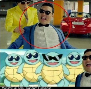 Gangnam style the Origin