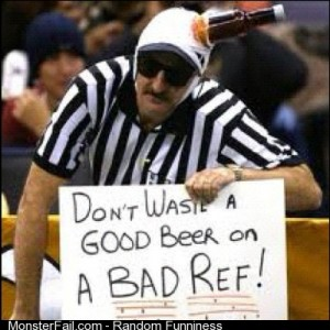 Have said it better Gladly good refs are coming back badrefs football Follow lilray26 and