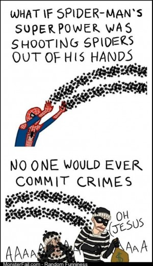 I think the crime rate would decrease