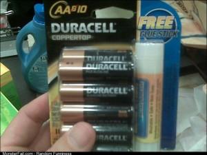 Why a glue stick