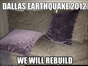 Dallas 2012 We Will Rebuild