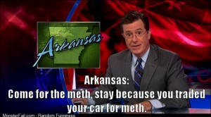 From the Arkansas Tourism Board