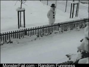 Frosty the trollman