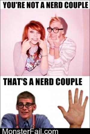 Nerd Couple